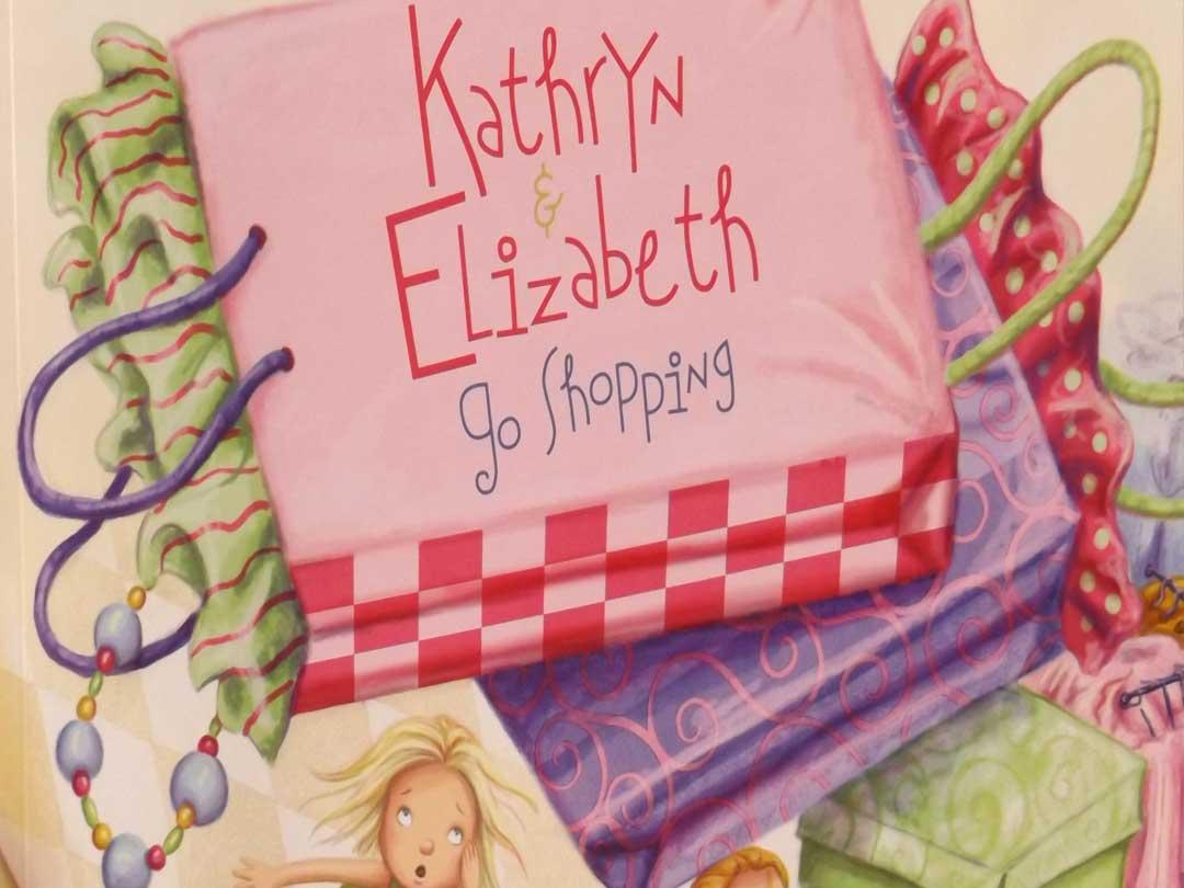 Book: Kathryn & Elizabeth Go Shopping